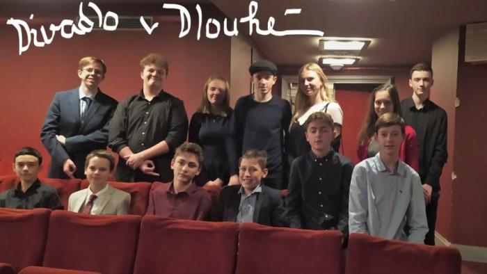 klub mladých diváků